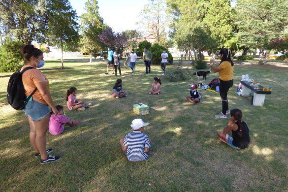 Telén y Carro Quemado: el Pro Vida en espacios públicos al aire libre