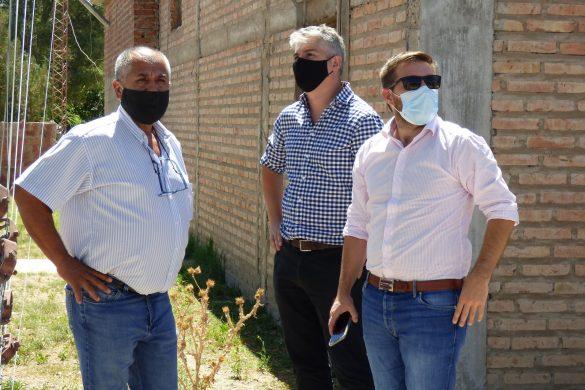 Gobierno invierte 4.6 millones para sumar conectividad al oeste pampeano