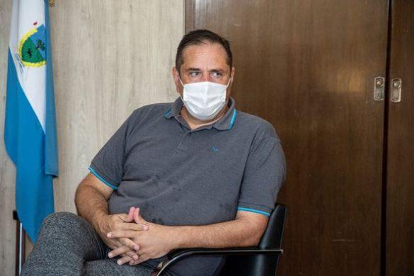 El Gobernador Sergio Ziliotto recibió a dirigentes de Ferro de Pico
